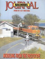 Railmodel Journal Se.1998 Oil Depot Freight Car Alco FA1 Southern Pacific Athern