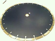 "14"" diamond blades for Dry/Wet cut concrete -for portable saws"