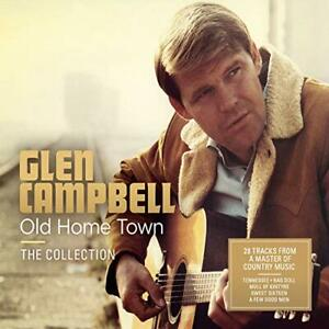 CAMPBELL,GLEN-OLD HOME TOWN (UK IMPORT) CD NEW
