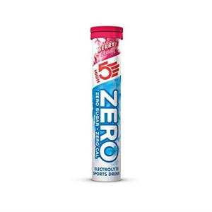 HIGH5 ZERO Electrolyte Hydration Tablets Added Vitamin C - Berry, 20 Tab Tube