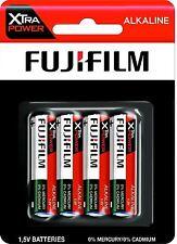 FujiFilm Fuji Alkaline 4x AAA/LR03 Batteries