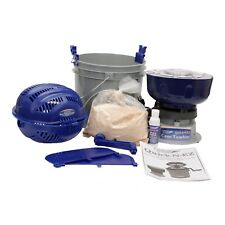 Frankford Quick-N-Ez Tumbler Case Cleaning Kit w Media Separator Polish - 645880