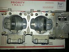 98-99 arctic cat zr zl 500 600 engine cases
