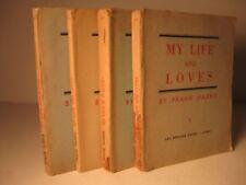 1945 'MY LIFE AND LOVES' OBELISK PRESS - FRANK HARRIS