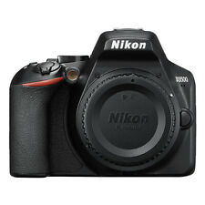 Nikon D3500 24.2 MP DX-Format CMOS Digital SLR Camera Body Black