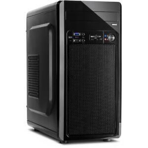 GAMER PC AMD RYZEN 5 3400G 8-32GB DDR4 SSD+HDD RX VEGA 11 Grafik Win10 Computer