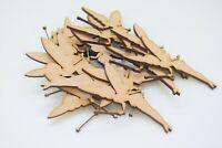 L86 16pcs Wooden FAIRYS - MDF - Embellishment Decoration Craft Blank diy GIRLY
