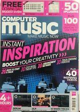 Computer Music UK Oct 2015 Instant Inspiration Boost Creativity FREE SHIPPING sb
