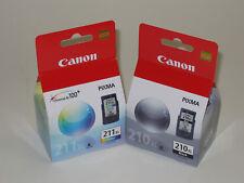 Canon iP2702 PG-210 XL CL-211 XL ink MP270 MP490 MX330 MP280 MP495 MP499