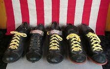 Vintage Lot of Single 1950s Spalding Leather Baseball Shoes Cleats Unmatched NOS
