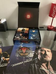 Coffret collector Tour 66 Johnny Hallyday