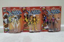 Marvel Legends Uncanny X-Men: Storm, Rogue, Gambit MOSC Target Exclusive