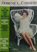 DOMENICA DEL CORRIERE N.13  1971