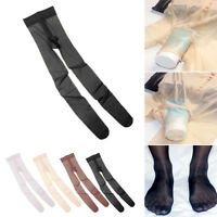 Sexy Men's Penis Sheath Underwear Lingerie Tights Stocking Pantyhose Sissy Pouch