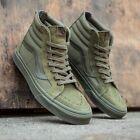 Vans scarpe sk8 hi Reissue zip Ivy Green