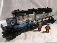 Lego Train City Creator Maersk Diesel Engine Mint 10219/10194/10233