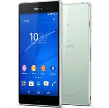 Sony XPERIA Z3+ PLUS Dual E6533  SILVER GREEN 32GB 20.7MP (FACTORY UNLOCKED)