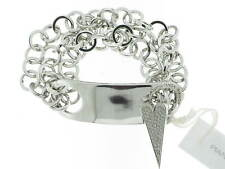 PIANEGONDA bracciale argento con cuore brillanti referenza BA010667 new