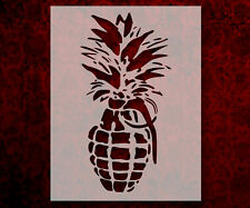 Pineapple Grenade Military 8.5