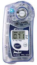 ATAGO Digital Hand-Held Pocket Refractometer PAL-sio Brand New from Japan NEWF/S