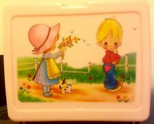 "Precious Moments ""Pink"" Lunchbox (Ec)"