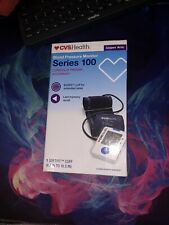 CVSHealth Series 100 Upper Arm Blood Pressure Monitor