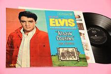 ELVIS PRESLEY LP KISSIN COUSINS ORIG ITALY 1964 EX !!!!!!!!!!!!!!!!!!!!!!!!!!!!!