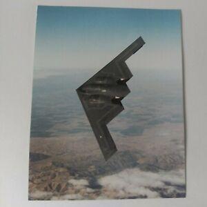 "USAF B-2 Spirit 8.5""×11"" Photo Print With Specs On Back"