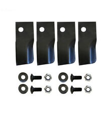 LAWN MOWER BLADES KIT FOR LATE MODEL ROVER MOWERS 50mm*120mm