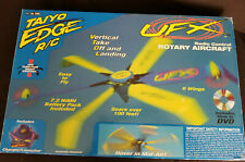 Taiyo Edge R/C: Ufx Radio Control Rotary Aircraft includes How To Dvd - New