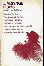 JM Synge Plays Playboy Western World Riders to the Sea Tinker's Wedding 79 Irish