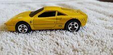 Hot Wheels Ferrari 288 GTO Chase Phil's Garage 2009, Loose Rare Yellow! F39