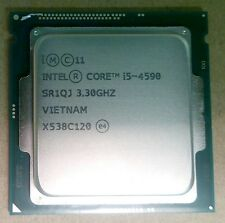 Intel SR1QJ Core i5 4590 Desktop Processor CPU LGA1150 3.3GHz