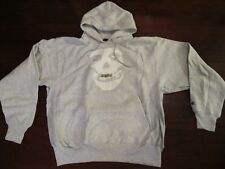 SKULL FRONTS HOODY Gray LUSH LIFE Nyc. Supreme DANZIG DIAMOND SUPPLY CO. MISFITS