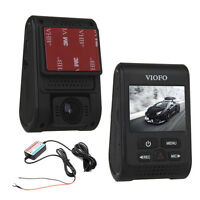 Viofo A119S Novatek 96660 GPS Auto Car DVR+Hardwire Kit Vehicle Camera 60fps