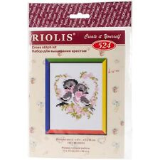 First Love RIOLIS Counted Cross Stitch Kit