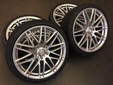 19 Zoll M-Design ULTRA RACE mit 245/40R19 für BMW 5K 5L F10 F11  6C