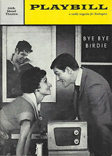 "Chita Rivera ""BYE BYE BIRDIE"" Dick Van Dyke / Paul Lynde 1960 Broadway Playbill"