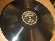 78RPM Brunswick Hudson - Delange, Organ Grinders Swing / U Not the Kind clean V