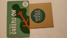 $10 Whole Foods gift card