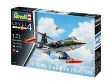 Revell Lockheed F-104 G Starfighter RNAF/BAF 1/72 Scale Kit Level 4 #03879