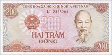 Vietnam 200 Dong 1987 Pick 100a (1)