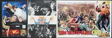 brochure originale cinema SFIDA NELLA CITTA' DELL'ORO a.medori 1962