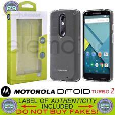 Cover e custodie Per Motorola Droid Turbo 2 in plastica per cellulari e palmari