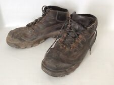 WORX by Redwing 5301 Work Boots Shoes Brown Black Size 13 Steel Toe FREE S&H