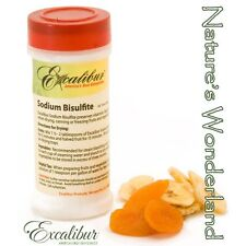 Excalibur Sodium Bisulfite 285g/10oz-Antioxidant Treatment for Preserving