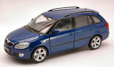 Skoda Fabia Kombi 2009 Blue 1:24 Model 2538 WELLY