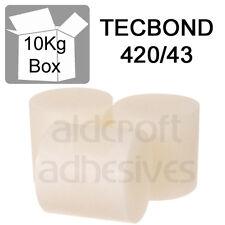 TECBOND 420/43 Hot Melt 43mm Sprayable, 10Kg Glue Sticks