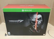 Xbox One Tekken 7 Collector's Edition Video Game Brand New Sealed - NO CONSOLE!