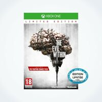 THE EVIL WITHIN - Limited Edition sur XBOX ONE / Neuf / Sous Blister